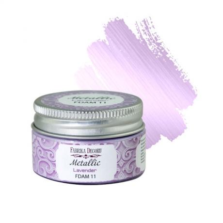 Metallic paint Lavender 30 ml