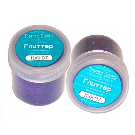 Glitter color Violet