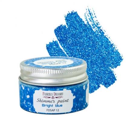 Glitter-värv. Eresinine