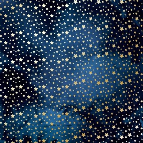 FDFMP-09-011 Golden stars Night garden.jpg