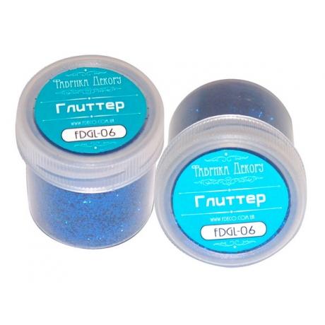 Glitter color Dark blue
