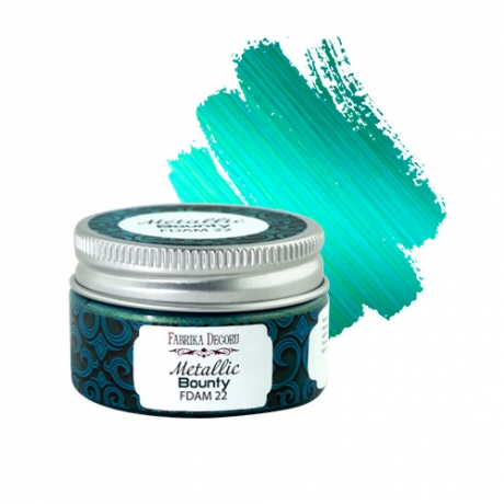 Metallic paint Bounty 30 ml