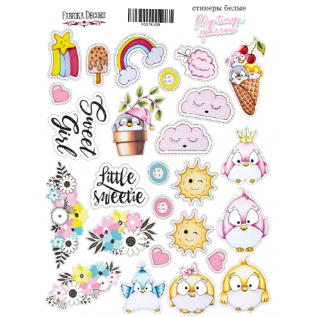 Kit of stickers #029,