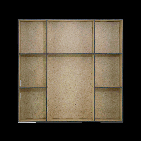 Blank for ShadowBox №03