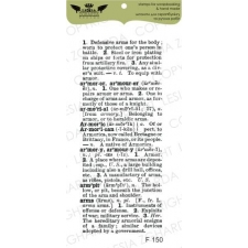 "Stamp ""Encyclopedic text - big"""