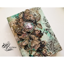 "Notebook ""Larimar"""