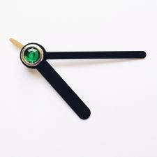 Стрелки парковочных часов - зеленый