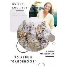 """Video-koolitus """"3D album """"Garderoob"""" (eesti keeles)"""