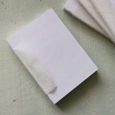 Блок для блокнота A6 - белый 80 g/m