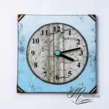 "Parking clock ""Verano Azul"" #1"