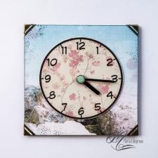 "Parking clock ""Verano Azul"" #4"