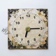 """Parking clock """"Wild Garden"""" #1"""
