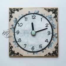"""Parking clock """"Wild Garden"""" #6"""