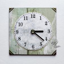 "Parking clock ""Verano Azul"" #3"