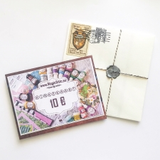 Gift card in the envelope 10 EUR