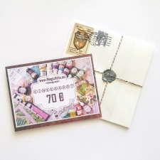 Gift card in the envelope 70 EUR