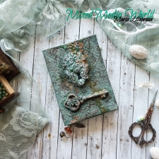 "Notebook ""Patina"""