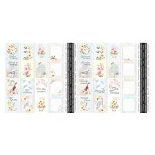 """Dekoratiivsed kaardid """"Orchid Song"""""""