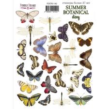 "Набор наклеек (стикеров) #192, ""Summer Botanical Diary"""