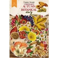 """Набор высечек, коллекция """"""""Autumn Botanical Diary"""", 56 шт"""