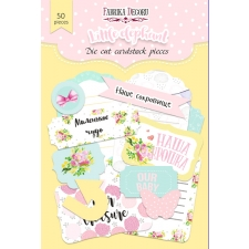 "Set of die cuts ""Little elephant 1"", 50pcs"