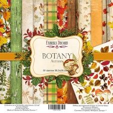 "Набор скрапбумаги ""Botany Autumn"", 30,5 Х 30,5 см, Фабрика Декору"