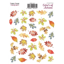 "Kit of stickers #132, ""Colors of Autumn"""