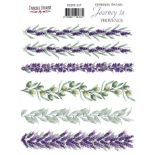"Kit of stickers #137, ""Lavender Provence"""