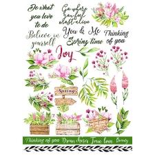"""Оверлей """"Spring Blossom"""""""