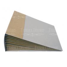 Заготовка фотоальбома из крафт-картона 15см x 20см