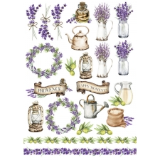 "Overlay ""Lavender Provence"""