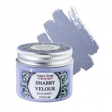 Akrüülvärv Shabby Velour. Lavendel