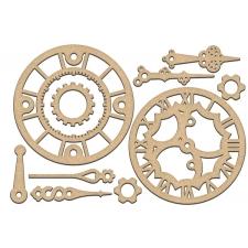 Набор декоративных элементов #180