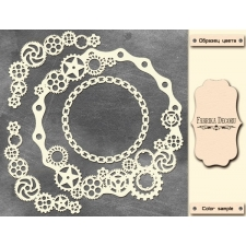 Mega-chipboard set FDCHM-046