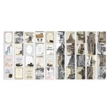 """Dekoratiivsed kaardid """"Shabby Memory"""""""