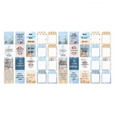 "Set of stripes with pictures for decoration  ""Sea Breeze"""