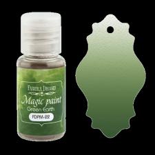 """Kuiv värv Magic Paint """"Roheline muld"""""""