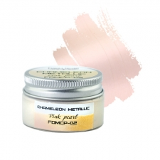 Metallic chameleon paint. Color Pink pearl