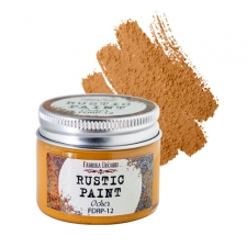 Rustic paint. Color Ocher