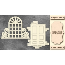 3D chipboards set FDCH-296