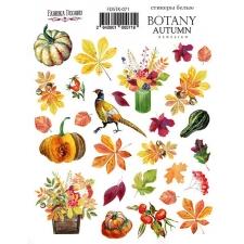 "Kleepsud #071, ""Botany Autumn Redesign"""