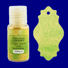 "Dry paint ""Magic paint with effect"" color ""Autumn foliage"", 15ml"
