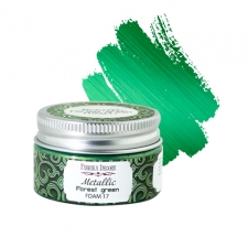 Metallic paint Forest green 30 ml