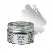 Metallic paint Silver 30 ml