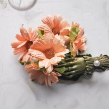 Chrysanthemums 45mm - 5pcs