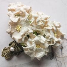 Gardenias 35mm - 5pcs