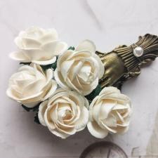 Chelsea Roses 35mm - 5pcs