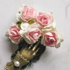 Wild Roses 25mm - 5pcs
