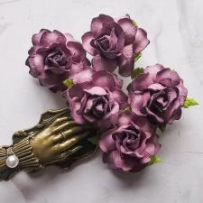 Английские розы 30мм - 5шт