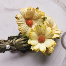 Chrysanthemums 45mm - 5pcs